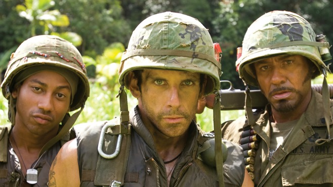Ben Stiller Tropic Thunder (1)